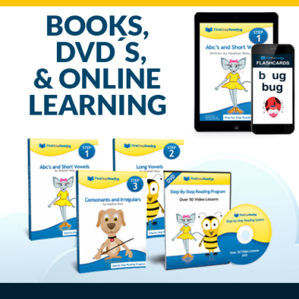 Complete Package: Books and DVD's + Online Learning!