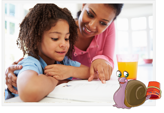 How often/how long should I work with my child and should I reward my child for reading?